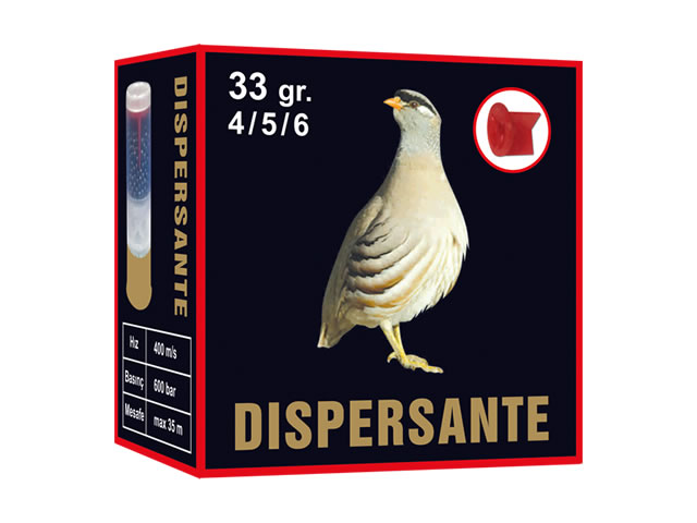 Dispersante Partridge