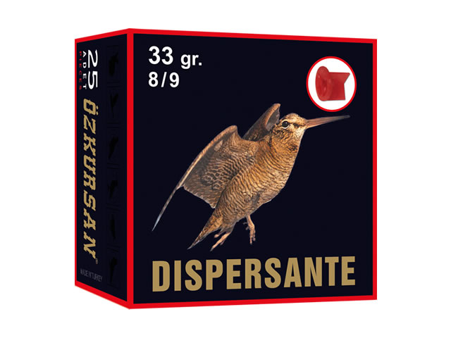 Dispersante Woodcock