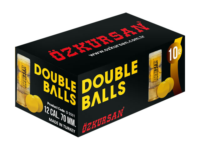#2 Double Rubber Balls
