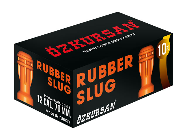 #4 Rubber Slug